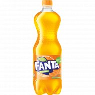 Напиток «Fanta» апельсин, 1 л.