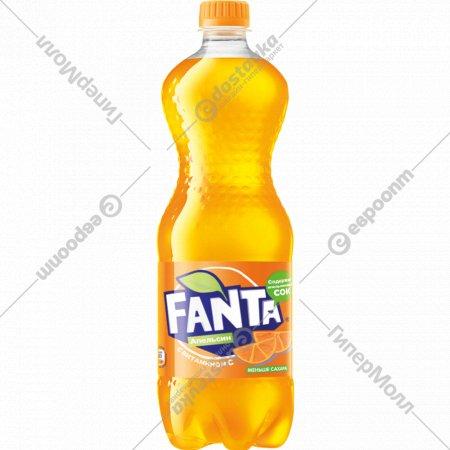 Напиток газированный «Fanta» апельсин, 1 л