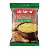 Вермишель «Мивина» со вкусом курицы 50 г.