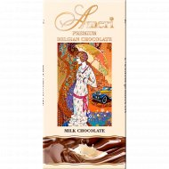 Молочный шоколад «Ameri» 31% какао, 100 г.