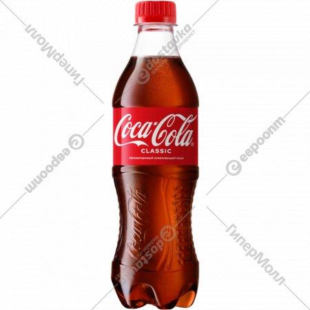 Напиток «Coca-Cola» 0.5 л.