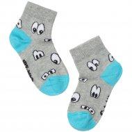 Носки детские «Tip-Tot» серые, размер 14.