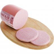 Колбаса вареная «Эстонская особая» 1 сорт, 1 кг., фасовка 0.5-0.6 кг