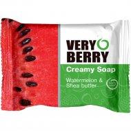Крем-мыло «Very Berry» арбуз и масло ши, 100 г.