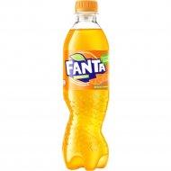 Напиток «Fanta» апельсин, 0.5 л.