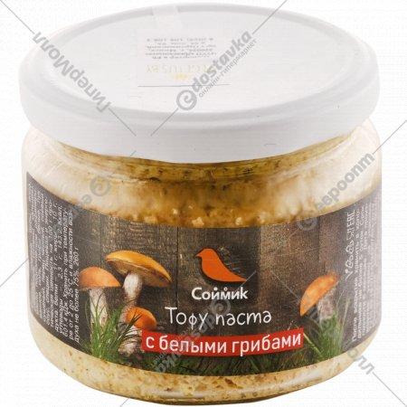Тофу паста «Соймик» с белыми грибами, 260 г.