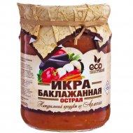 Икра баклажановая «Ecofood Armenia» острая, 520 г.