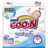 Подгузники «Goo.N» размер NB, 0-5 кг, 90 шт
