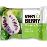Крем-мыло «Very Berry» Нони и Масло Монои, 100 г