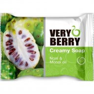 Крем-мыло «Very Berry» нони и масло монои, 100 г.