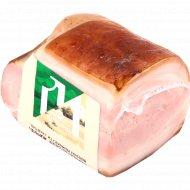 Продукт из свинины «Бочок деревенский» копчено-вареный, 1 кг., фасовка 0.45-0.65 кг