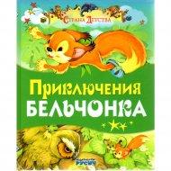 Книга «Приключения бельчонка».