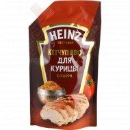Кетчуп «Heinz» для куриццы, с карри, 350 г.