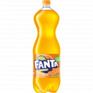 Напиток «Fanta» апельсин, 2 л.