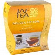 Чай черный «Jaf Tea» Golden Ceylon, 100 г.