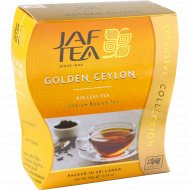 Чай черный «Jaf Tea» Golden Ceylon, 100 г.
