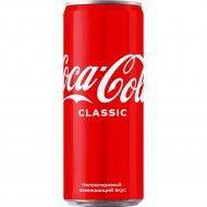 Напиток «Coca-Cola» 0.33 л.