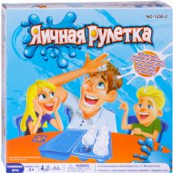 Игра настольная «Яичная Рулетка» С1279355.