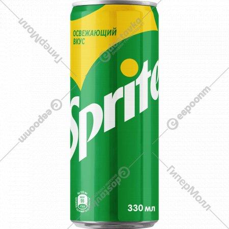 Напиток «Sprite» 0.33 л.
