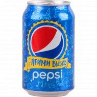 Напиток «Pepsi» 0.33 л.
