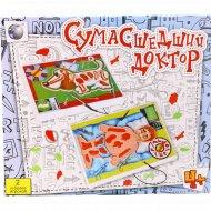 Игра развивающая «Сумасшедший доктор» T393-D3728-G60354.