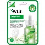 Маска для лица «Weis» с экстрактом зелёного чая, 23 г.