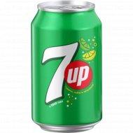 Напиток «7-up» 0.33 л.
