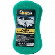 Губка для автомобиля «Stark» фигурная, поролон, 22х12х5 см.