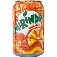 Напиток «Mirinda» апельсин, 0.33 л.