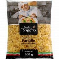Макаронные изделия «Pasta Bonero» farfalle, 500 г.