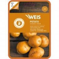 Маска для лица «Weis» с экстрактом картофеля, 23 г.