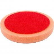 Круг полировочный «Novol» М14, на липучке, тип В, розовый, 39811,