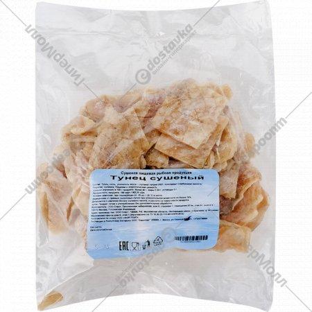 Тунец сушеный, 1 кг., фасовка 0.1-0.15 кг