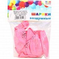 Воздушные шарики «Девочка» DBP-12-10, 10 шт.