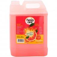 Жидкое мыло «Family care» взрывной цитрус, 5 л.