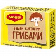 Бульон «Maggi» с лесными грибами, 9 г.