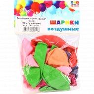Воздушные шарики «Декор» DА-12-10-1, 10 шт.