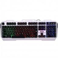 Проводная игровая клавиатура «Defender» Metal Hunter GK-140L.