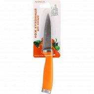 Нож кухонный для овощей, 19 см.