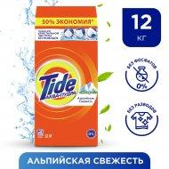 Стиральный порошок «Tide» автомат, альпийская свежесть, 12 кг.