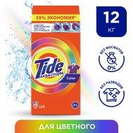 Стиральный порошок «Tide» инновационные гранулы, колор, 12 кг.