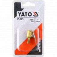 Штуцер универсальный для подкачки «Yato».