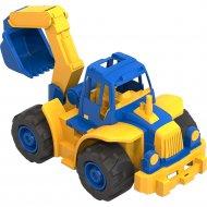 Трактор «Богатырь» мини, с ковшом.