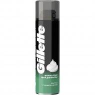 Пена для бритья «Gillette» Foam Menthol С ароматом ментола, 200 мл.