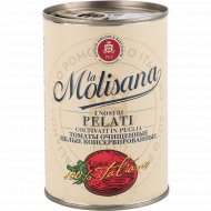 Томаты очищенные целые «La Molisana» Pelati, консервированные, 400 г
