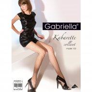 Колготки женские «Gabriella» Kabarette Exclusive 153, белый, р. 1/2