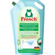 Жидкое средство для стирки «Frosch» Морские минералы концентрированное, 2 л.
