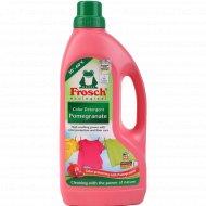 Гель для стирки «Frosch» Гранат, для цветного, 1.5 л