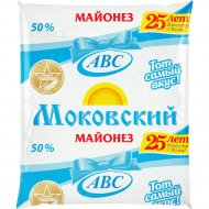 Майонез «АВС» моковский 50%, 400 г.