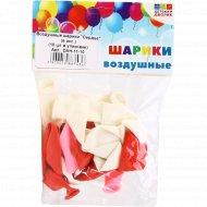 Воздушные шарики «Сердце» DAH-11-10, 10 шт.